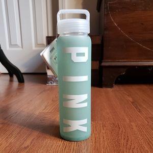 NWT Victoria's Secret Pink Collegiate Water Bottle